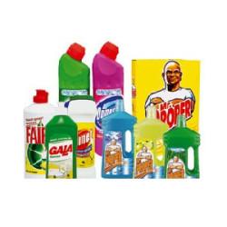 Чистящие и моющие средства для кухни