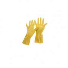 Рукавички универсальные желтые (XL) упак