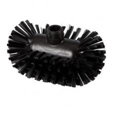 Щетка для мытья резервуаров, жесткая, 200*120, полиэстер, цвет черный, FBK ХАССП