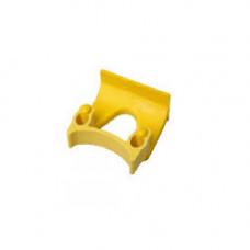 Держатель для щеток 22-32мм желтый 15150-4
