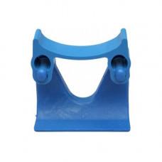 Держатель для щеток 22-32мм синий 15150-2