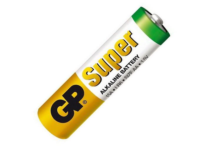 Батарейка LR06 GP щелочная пальчиковая