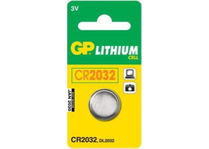 Батарейка CR2032  GP