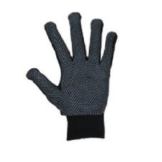 Перчатки трикотажные с ПВХ микроточка (р.10)