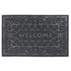 Коврик резиновый (60см*40) бытовой Welcome