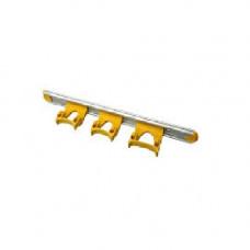 Держатель для щеток 500мм желтый 15155-4
