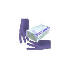 Перчатки нитриловые не опудр. L (100 шт) синяя SFM (без НДС)
