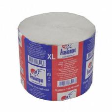 Туалетная бумага макулатурная серая (90мм *102мм/65м)Альбатрос