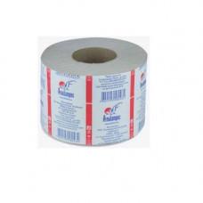 Туалетная бумага макулатурная серая (90мм *190мм/120м) на гильзе