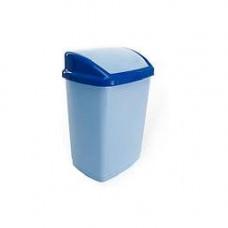 Ведро для мусора с плавающей крышкой (27л)